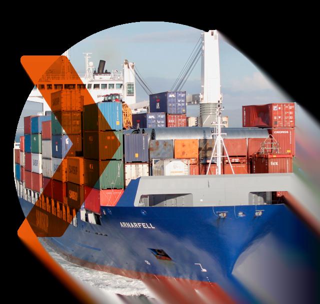 Importação de encomendas, mercadorias e commodities